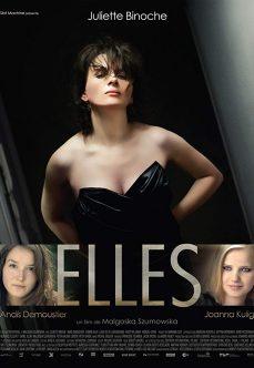 Paris'li Sex Kızları Filmi Elles izle